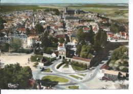 LANGRES - Place Bel-Air Et Porte Des Moulins - Langres