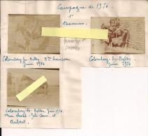 Colombey Les Belles Meurthe Et Moselle 1er Chasseurs à Cheval Poilus 1914-1918 14-18 Ww1 WWI 1.wk - War, Military