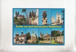 ZS36867 Magdeburg An Der Elbe  2 Scans - Magdeburg