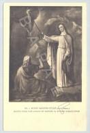 Mont Sainte-Odile (67) - Sainte Odile Fait Jaillir Du Rocher La Source Miraculeuse (JS) - Saints