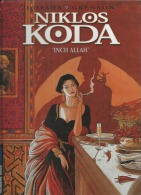 "NIKLOS KODA  "" INCH ZLLAH ""  - DUFAUX / GRENSON - E.O.  OCTOBRE 2001  LOMBARD - Niklos Koda"