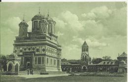 = 010 019  -  ROMANIA  - CURTEA DE ARGES ~  1930  = - Romania