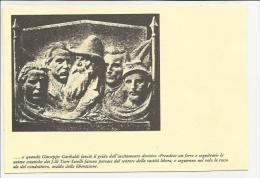 Bella Cartolina Numerata Con Annullo Garibaldi Garibaldini A Onno Oliveto Lario - Lecco