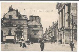 DIJON - 2 - Rue De La Liberté - Animée - Dijon