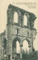 45 - SAINT-MAURICE -SUR-AVEYRON - Les Ruines De L'Abbaye De Fontaine Jean (982) - France