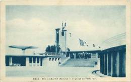73 - AIX-les-BAINS - La Plage Au Petit Port (Grimal, 5645) - Aix Les Bains
