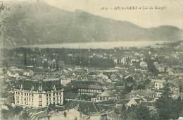 73 - AIX-les-BAINS Et Lac Du Bourget (E. Reynaud, 2623) - Aix Les Bains