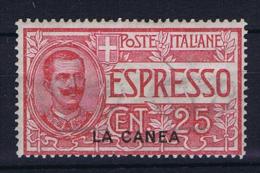 Italy: Levant La Canea  Sa Espresso Nr 1 Used - 11. Oficina De Extranjeros