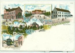 Duitsland - Germany - Deutschland - Bardenberg - Aachen - Litho - 1900 - Deutschland