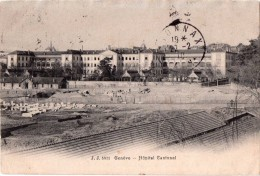 Cpa GENEVE, Hôpital Cantonal    (20.19) - GE Geneva
