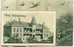 Duitsland - Germany - Deutschland - Bardenberg - Aachen - Neues Krankenhaus - 1910 - Deutschland