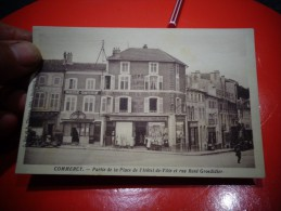 COMMERCY Partie De La Place De L Hotel De Ville Rue Renée Grosdidier - Commercy