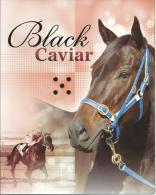 2013 Black Caviar Mini Sheet In Pack Pictures Show All 4 Sides Of Pack Complete Mint Unhinged Gum - Blocks & Sheetlets