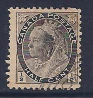 Canada, Scott # 74 Used Queen, 1898 - 1851-1902 Reinado De Victoria