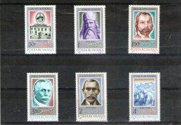1984 - Anniv. Et Evenements Mi 4013/4018 Et Yv 3491/3496 MNH - 1948-.... Republiken
