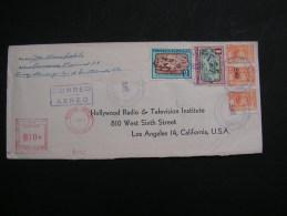 == Guatemala , 1952 Cv. Hollywood Radio Television - Guatemala