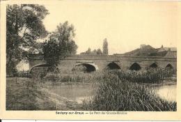 Savigny-sur-Braye  -  Le Pont Des Grands-Moulins. - France