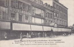"""CHERBOURG : Devanture """"A La Frileuse"""" (RATTI) - Confections - Peu Courant ! - Cherbourg"""