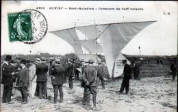 91 - JUVISY - PORT AVIATION - CONCOURS DE CERF-VOLANTS - Juvisy-sur-Orge