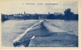 CP, 82, Montauban, Le Tarn - Chaussée Sapiacou, Vierge - Montauban