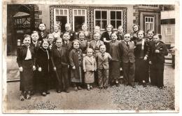 NAINS, Expo Universelle Paris 1937, Royaume De Lilliput  (24 Nains !)  Ref 135 - Voorstellingen