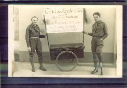CP Tour Du Monde à Pied Par 2 Parisiens.1927/1937 Paris. - France