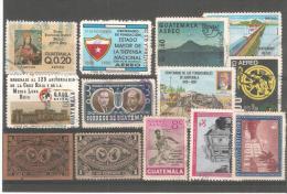 Ficha De Aereos De Guatemala - Guatemala