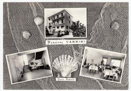 PENSIONE VANNINI - TORRE PEDRERA - RIMINI - 1968 - Rimini