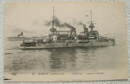 Marine Nationale - Gaulois - Cuirassé à Escadre - Guerra