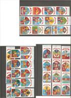 Ficha Sellos De Rumania Serie 2994/3013, 3040/64. - 1948-.... Repúblicas