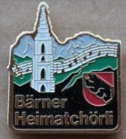 BÄRNER HEIMATCHÖRLI - OURS - BERNE - PARTITION DE MUSIQUE  -    (GRENAT) - Ciudades