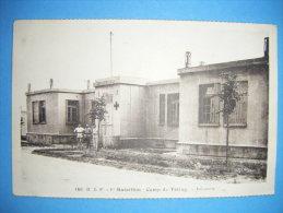 Teting Sur Nied - 1938 Moselle Le Camp Infirmerie 146 RIF - Faulquemont - Crehange - Saint Avold - Folschviller - Other Municipalities