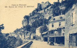 Entrée Du Village De Beynac En 1926 - Non Classificati