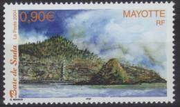 Mayotte N° 153 Neuf ** - Baie De Sada - Mayote (1892-2011)