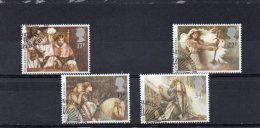 GRANDE BRETAGNE 1985 O - 1952-.... (Elisabetta II)
