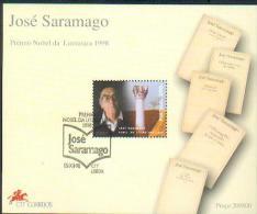 Portugal  & Nobel José Saramago (207) - Nobel Prize Laureates