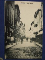 MACON  Rue Carnot Animée - Macon