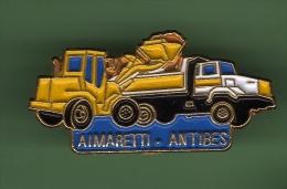 TRANSPORT *** AIMARETTI - ANTIBES *** (127-1) - Transportation