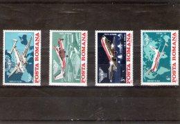 1984 - 40 Anniv. De L O.A.C.I. Mi 4072/4075 Et Yv 295/298 - 1948-.... Republiken