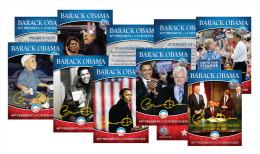USA - 2009/10 - BARACK OBAMA LIFE & TIME 44-CARD SEALED COMPLETE SET - Unclassified