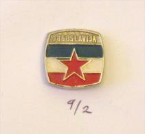 FLAG OF SFRJ YUGOSLAVIA (drapeau Flagge Banner Bandiera Bandera) Yougoslavie Jugoslawien Jugoslavia - Administrations