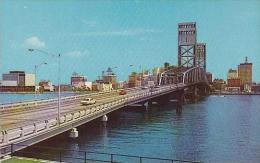 Florida Jacksonville Main Street Bridge - Jacksonville