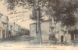 81 - St-Paul-Cap-de-Joux - Place Notre-Dame - Saint Paul Cap De Joux