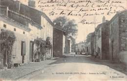 81 - St-Paul-Cap-de-Joux - Avenue De Lavaur - Saint Paul Cap De Joux