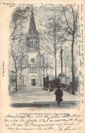 81 - St-Paul-Cap-de-Joux - Place De L'Eglise - Saint Paul Cap De Joux