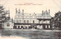 81 - St-Paul-Cap-de-Joux - Château De Scalibert - Saint Paul Cap De Joux