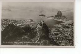 Rio De Janeiro Vista Aerea Do Corcovado 1936 - Rio De Janeiro
