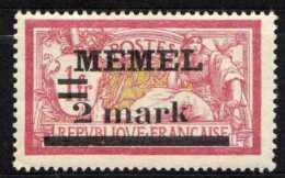 Memel 1920 Mi 28 X * [180513L] @ - Memelgebiet
