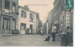 69 // SAINT IGNY DE VERS   Grande Rue   ANIMEE  ** - Other Municipalities