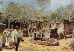 Gedi Ruins Malindi Kenya - Kenya